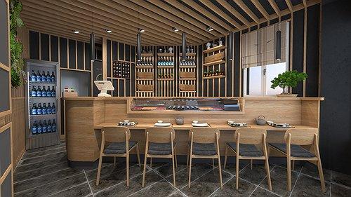 Format Sushi Bar