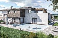 Pianificazione e Progetto Villa Sardegna