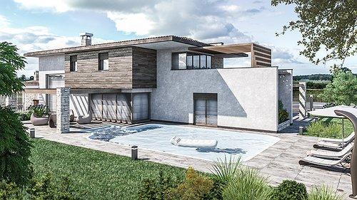 Progetto Villa Sardegna