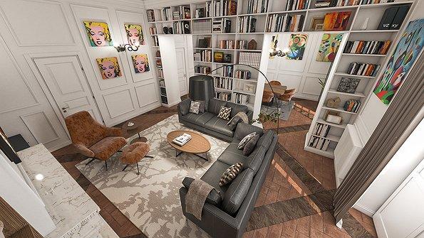 Design attico arte modernità_02