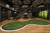 Progetto Golf Club Indoor a Bologna