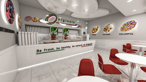 Design Yogurteria