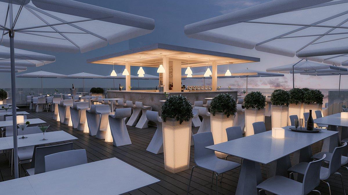 Studio sagitair architettura interior design render progetto