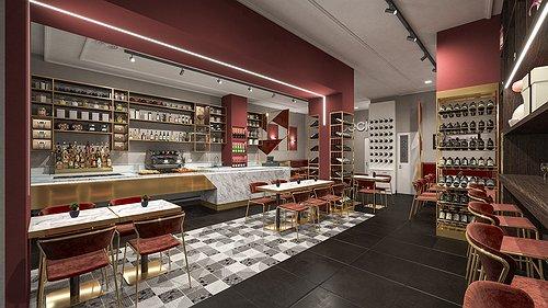 Design Bar di Tendenza in Centro a Milano