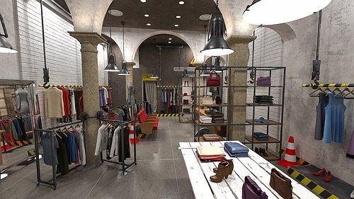Fashion Concept Store