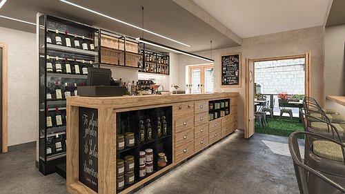 Progetto Bar Ecologico