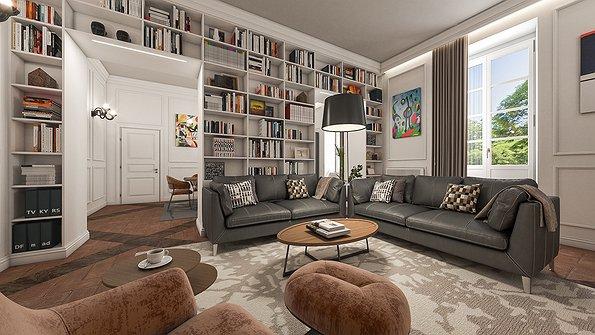 Design attico arte modernità_01