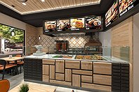 Progetto Nuova Catena Ristorazione Kebab