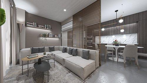 Progetto Casa Georgiana