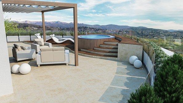 piscina in terrazza_00