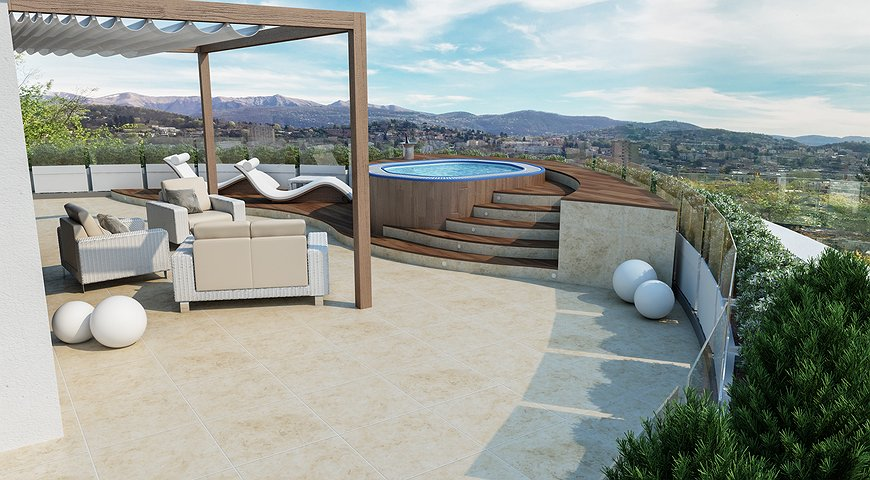 STUDIO SAGITAIR   Architettura - Interior Design - Render - Progetto