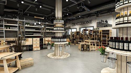 Design Azienda Vinicola