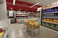Allestimento Supermercato