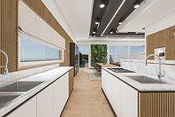 Design Zona Giorno Lineare e Moderna