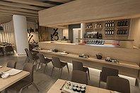 Design sushi bar