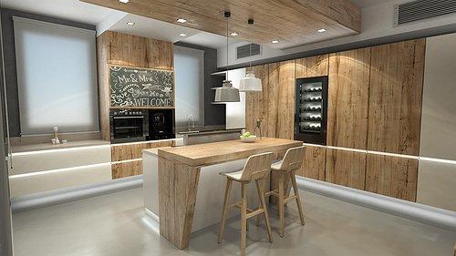 Design Cucina a Ibiza