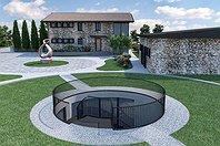 Progetto Azienda Vinicola e Oleificio