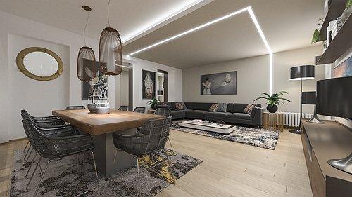 Progetto Interni Milano