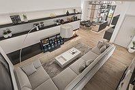 Progetto d'Interni Villa Moderna di Pregio