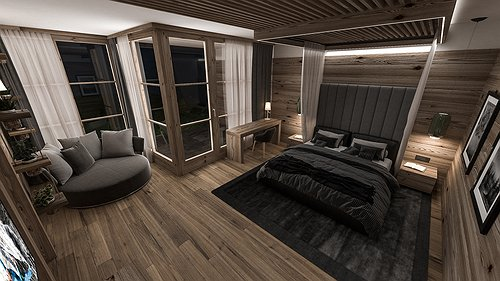 Progetto Suite Albergo