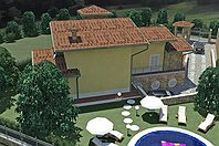 Progetto Villa a Bergamo