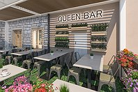 Bar all'aperto