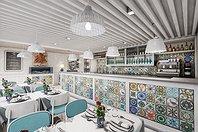 Progetto ristorante italiano