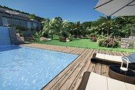 Progetto Villa Saint Barts