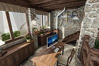 Restauro Casa in Collina