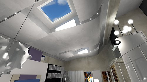 Architettura Interno Villa