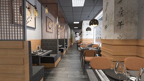 Design Sushi Bergamo