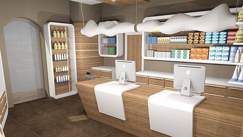 Progettazione Farmacia