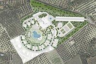 Progetto planimetrico Resort di Lusso