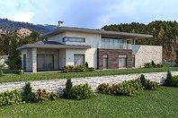 Villa Moderna a Bergamo
