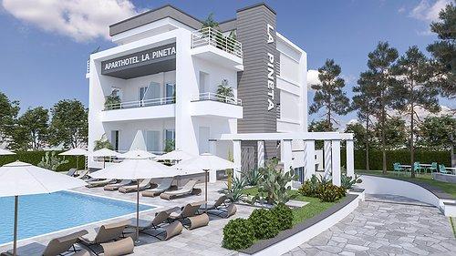 Progetto Ristrutturazione ApartHotel