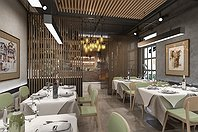 Progetto ristorante Dalmine