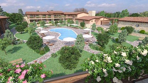 Progetto hotel/motel