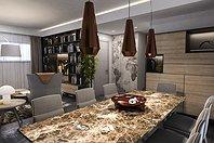 Progetto d'Interni Villetta
